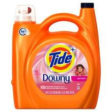 Tide Plus Laundry Detergent Scent April Fresh