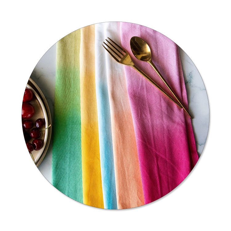 Worldwide Supplier of Linen Material Table Napkin for Home and Restaurant