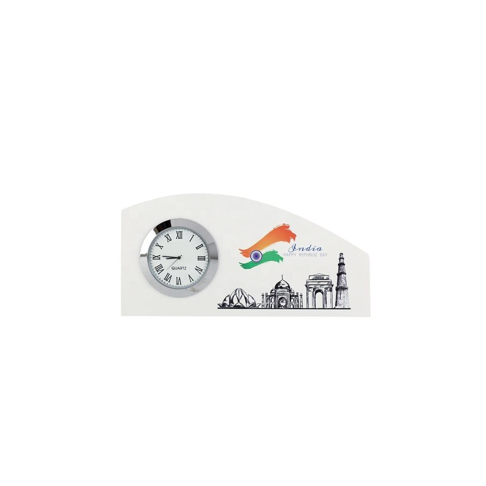 Table Clock Corporate Promotional Gifts Christmas Gift Promotional Table Alarm Clock for Corporate Gifts