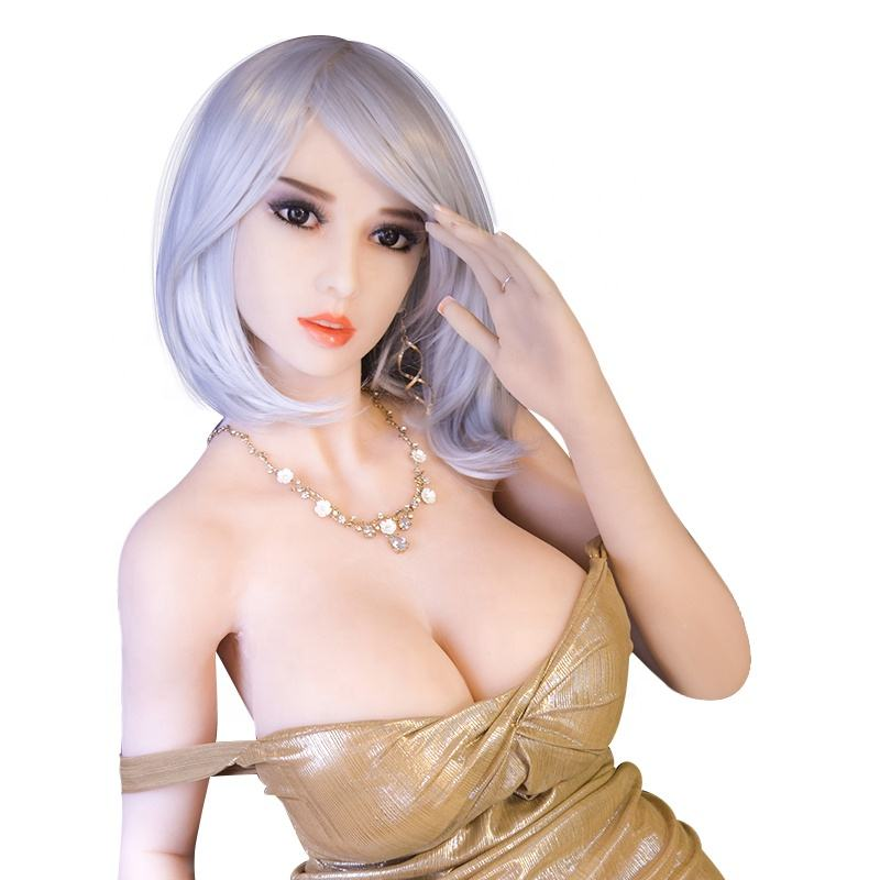Realistic Lifelike 158cm TPE male love doll Japanese sex girl huge breast big ass factory sale real full silicone sex doll