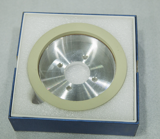resin bond glass diamond grinding cup wheel for ceramic
