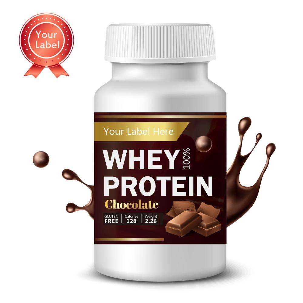 chocolate flavor whey protein on optimum
