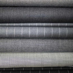 Stock wool fabrics super fine - Made in Italy - For classica