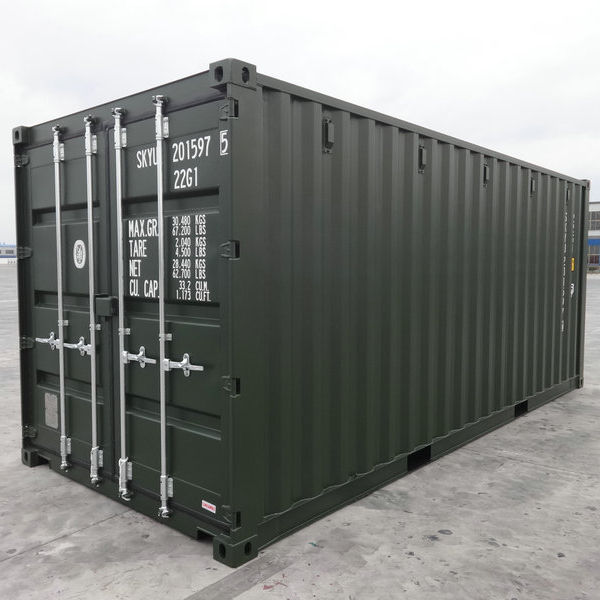 Used Ibc 20ft 40ft Containers For sale