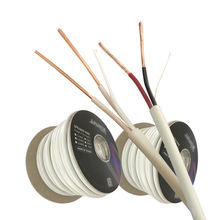In-Wall OFC Speaker Wire 16-Gauge AWG for Home Theater and Audio Systems Installation CL3/CL2