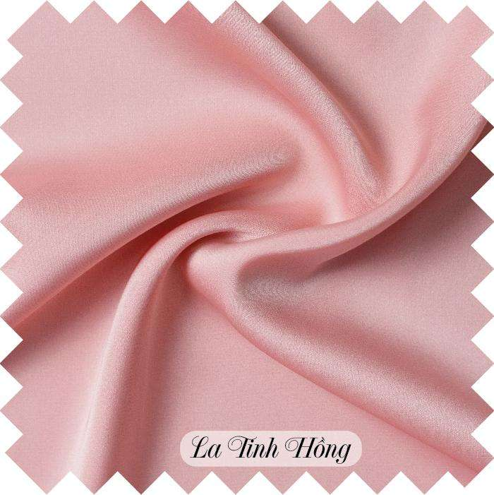 PLAIN SATIN 17 Colors SILK-LIKE Polyester Fabric