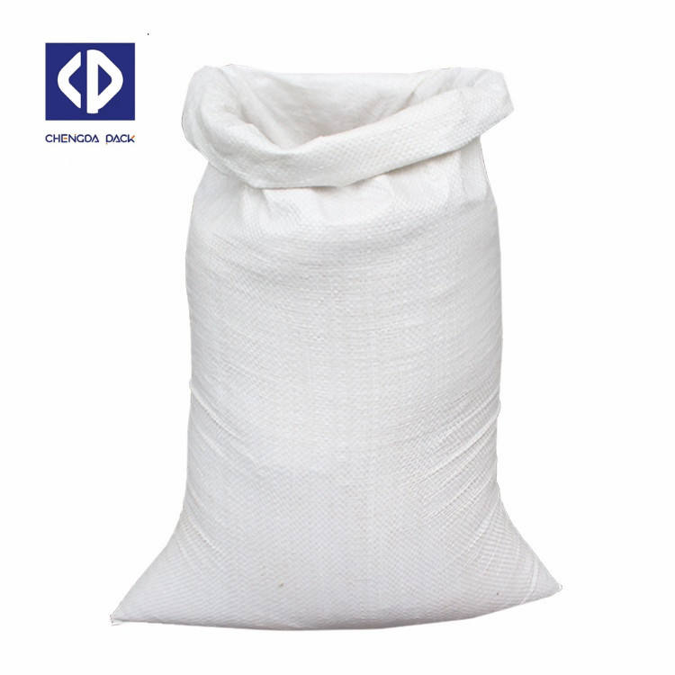 Laminated woven polypropylene sack bags for charcoal flour sugar seed