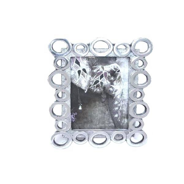 Two size ring Aluminium Photo Frame with Mirror polish also available in Mat