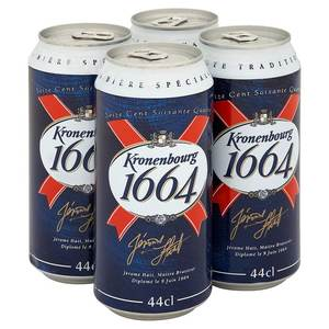 Kronenbourg 1664 Blanc Beer available !!!