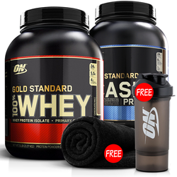 All Flavors Optimum Nutrition / Whey Protein 100% Gold Standard