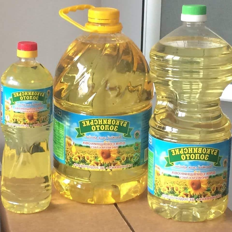 Top quality Sunflower oil from Ukraine/ Best quality good price