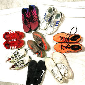 Wholesale top quality second hand used shoes men sports shoes with bale 25kgs