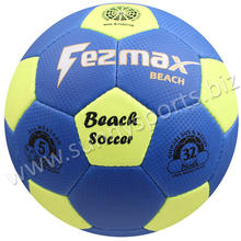 Pakistan Soccer Ball Manufacture Hand Stitched Beach Soccer Ball