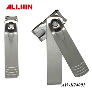 Stainless Steel 360 Degree Angle Nail Clipper