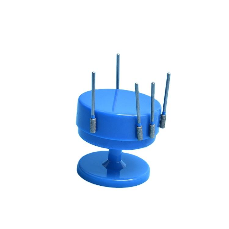 Dental Magnetic Stand for Laboratory Burs/magnetic bur holder/bur holder magnetic dental material