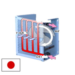Reliable and High quality air heat exchanger Japan KAMUI Heat Exchanger