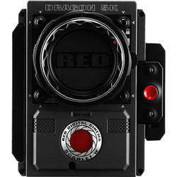 RED SCARLET DRAGON 5KRED DIGITAL Camera SCARLET-W BRAIN with DRAGON 5K Sensor 3-Pack OLPF, Compatible with DSMC2 Accessories