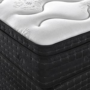 Private Label Sleep Dream Cooling King Size Gel Memory Foam Pocket Spring Mattress