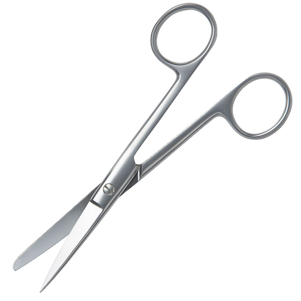 DRESSING SCISSORS SHARP/BLUNT Medical surgical instrument stainless steel surgical scissors