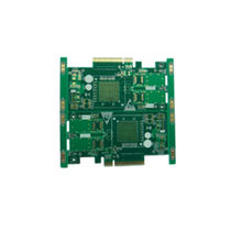 Industrial Equipment Processor PCB Assembly