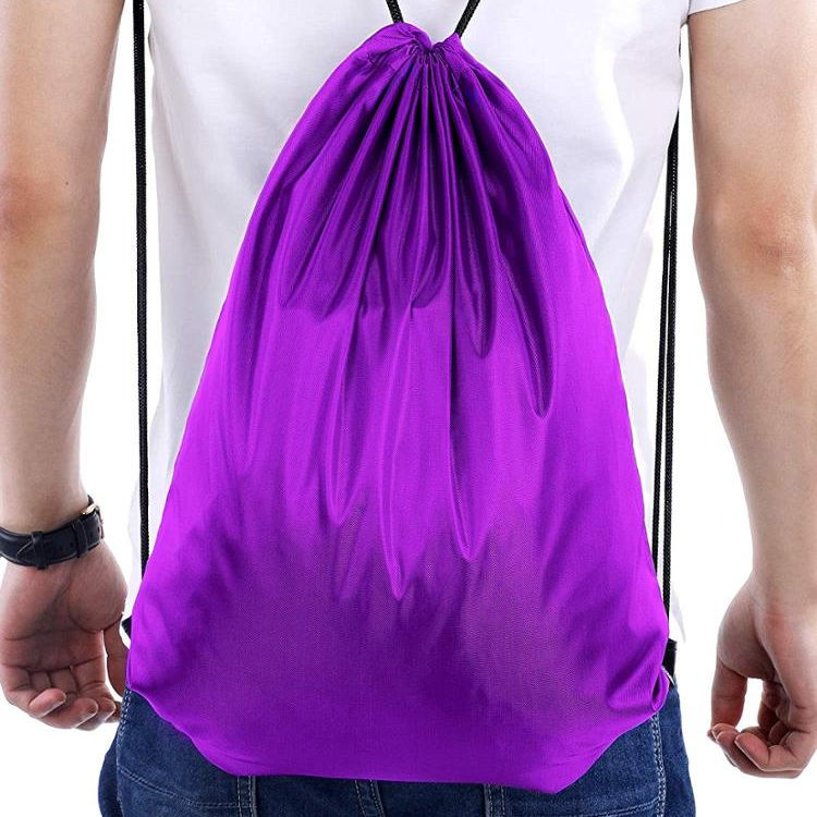 Drawstring Backpack Sport Bags