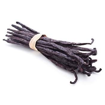 100% Natural Brown Vanilla Beans for Sale