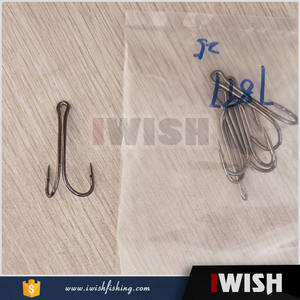 Factory Cheap Price Supply High Carbon Steel 7987 Fishing Hook For Distributors