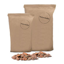 Organic Raw Cacao Beans. Peruvian Cocoa, Natural and Pure. Made in Peru from The Theobroma Cacao Plant. Rich in Antioxidants.