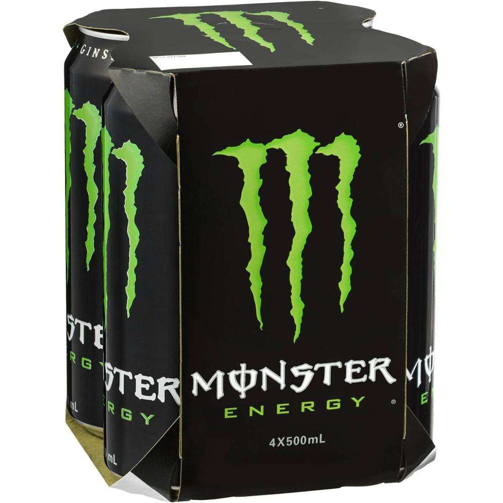 Monster Energy Drink low cost