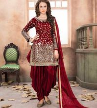 Indian style salwar kameez/sarara/gharara/sharara heavy work party wear