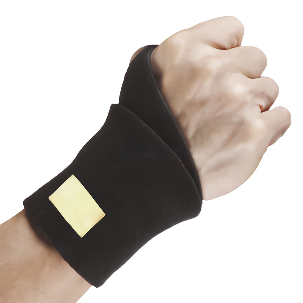 Protection Adjustable Wrist Support Injury Compression Thumb Loops Bandage Winding Breathable LCH-07
