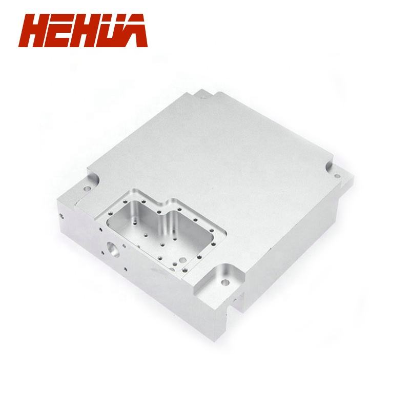 High-Precision Aluminum Extruded Motor Housing CNC Precision Machining Parts