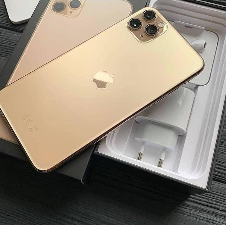 Sales For Apple iPhone 12 PRO MAX X XS 64GB 256GB 512GB 4G Factory Unlocked 6.5 Unlocked 4G 1 Year Warranty Packed In It's BoX