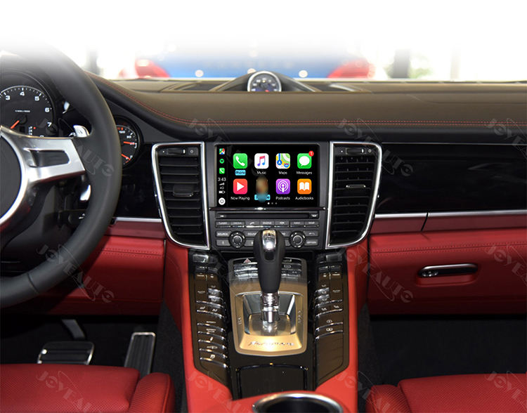 Joyeauto Wireless Apple Carplay for Porsche PCM3.1 Cayenne Panamera Macan Bosxter 911 CarPlay AirPlay Auto Solution