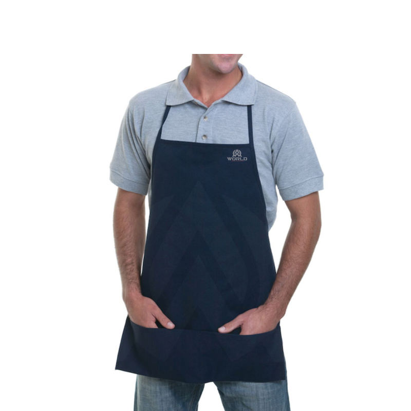 Chef Apron medium unisex mostly use in hotel, restaurant , indoor, outdoor Cotton and polyester