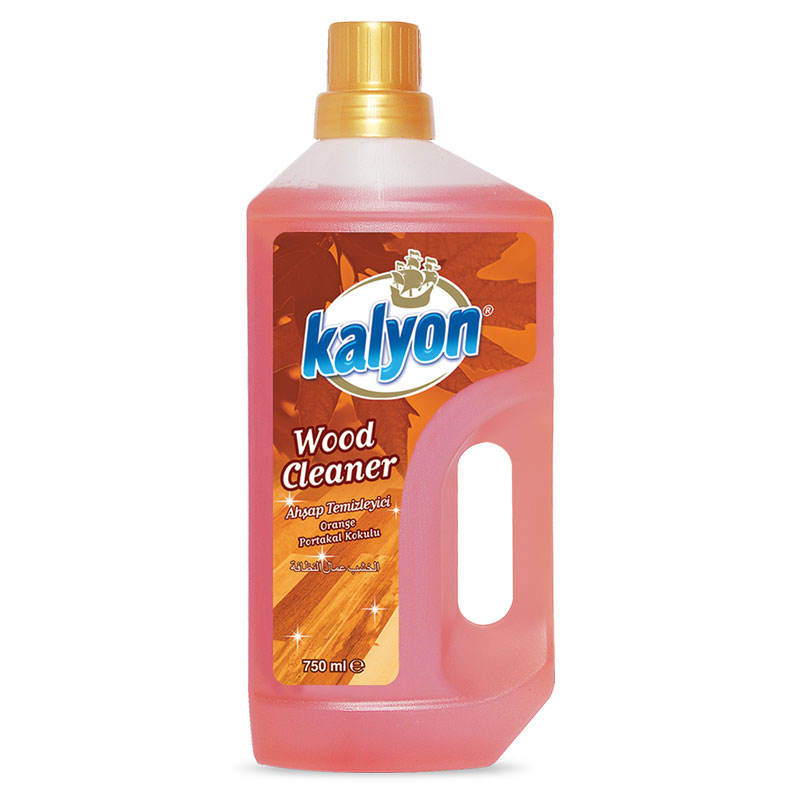 Kalyon wood surface cleaner orange 750 ml