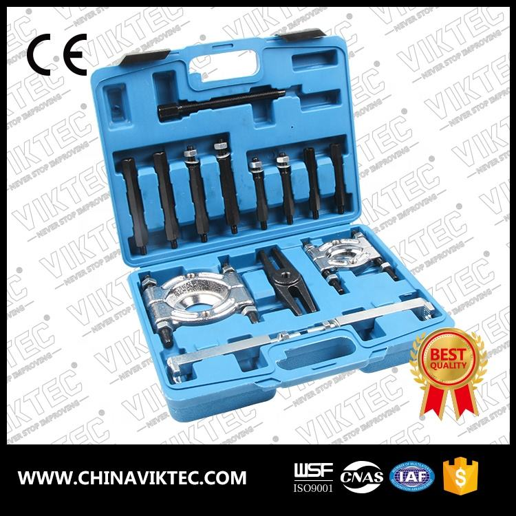 Professional Auto Repairing Tool Two Set hydraulic Bearing Splitter Gear Puller Wheel Separator Kit
