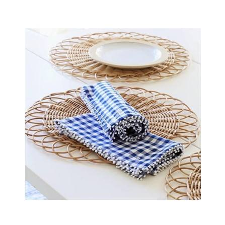Rattan Placemat from Vietnam _ Good for Home