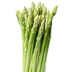Asparagus by air freight