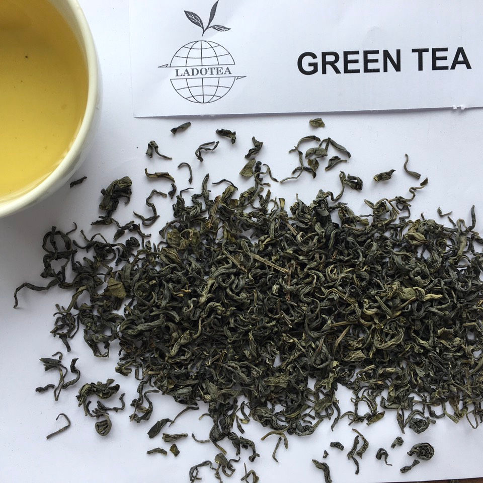 Special Vietnamese Green Tea High Quality from Lamdong Province Vietnam