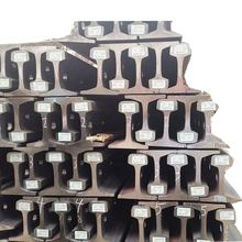 9kg/m Track Light Steel Rail RailRoad Steel / Railway Steel Rail