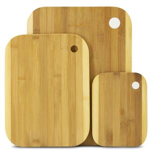 Bamboo Cutting Board Set of 3