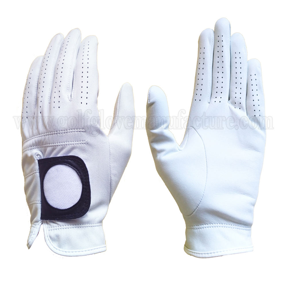 Fashionable Golf Glove Full Cabretta Leather Good Gripp Soft and Smooth