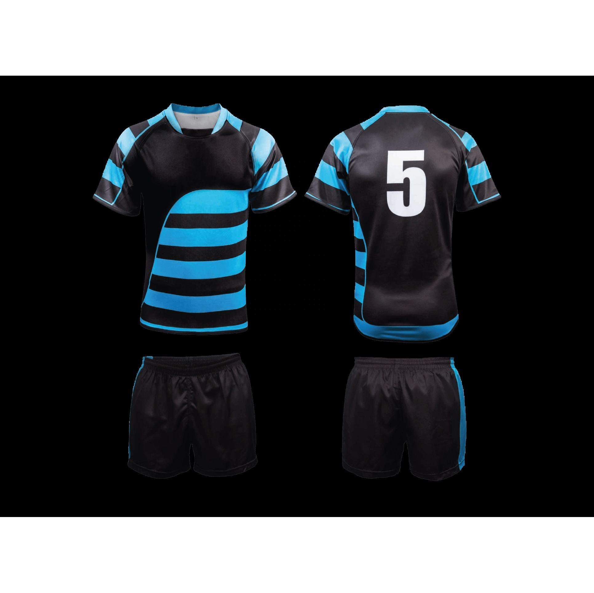JERSEY RUGBY Names Custom AND HOME Numbers Top-Quality Print Size-S-5xl