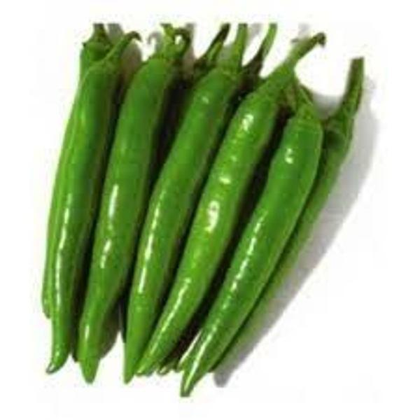 Organic G4 Green chillies