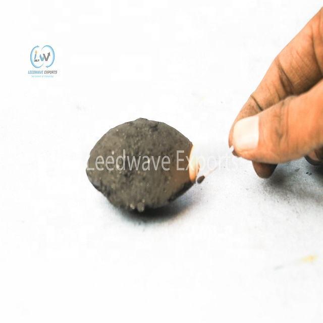 Лучшие продажи Подушка уголь барбекю Кокосовая Скорлупа брикет из Индии