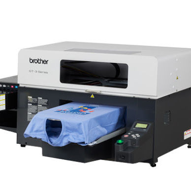 Free shipping for Authentic New Brother GT-361 Direct to Garment DTG Digital Printer