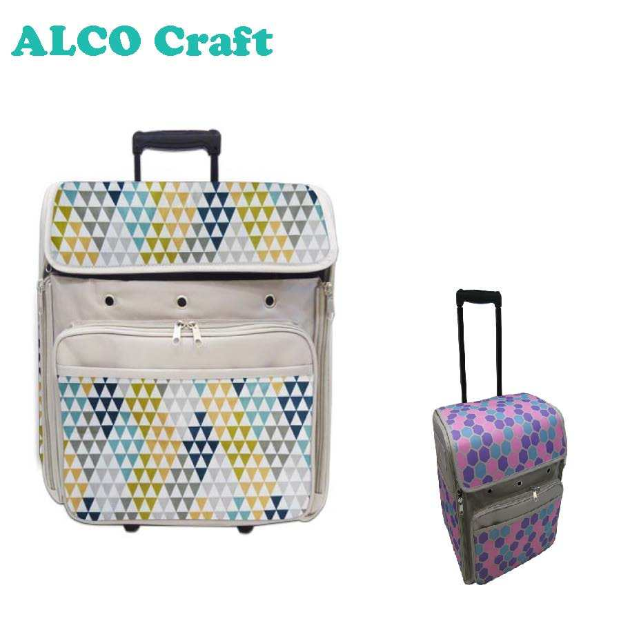 Molly's Big storage tool trolley bag for tailor sewing machine