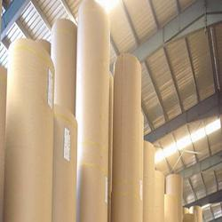 Paper factory washable kraft paper fabric