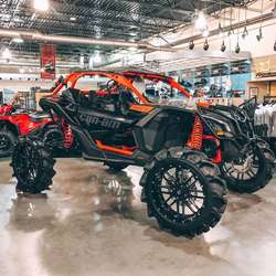 Best Price Offer For 2020 Can Am Maverick X3 MAX XRS Polaris sports man RR Black 4-Wheel Drive